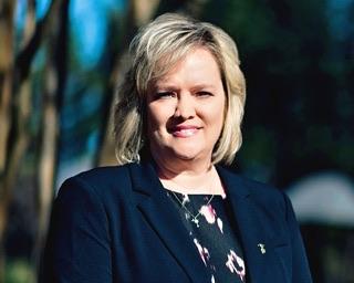 Headshot of Amy Baxter Baxter