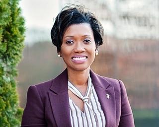 Headshot of Irene Kyere