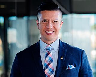 Headshot of Juan Carlos Villalobos Villalobos