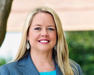 Headshot of Karen Mills