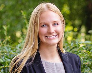 Headshot of Madison Spray Spray